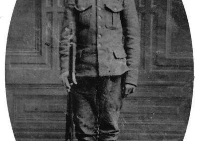 Edward Longe WWI
