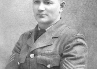 Edward Longe WWII